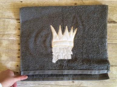 hooded towel | Sew Sassy Creations